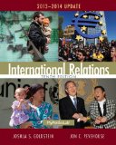 International Relations 2013-2014  10th 2014 (Revised) edition cover