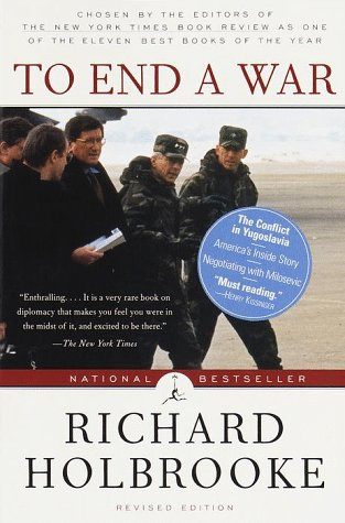 To End a War   1999 edition cover