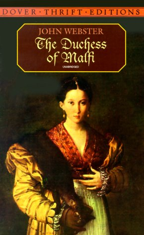 Duchess of Malfi   1999 (Unabridged) edition cover