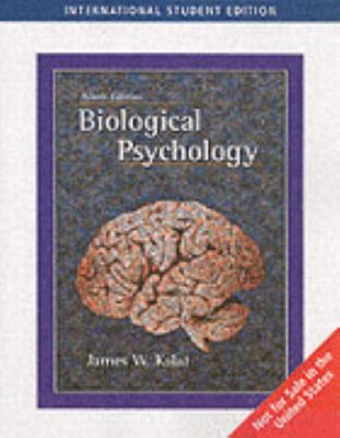 Biological Psychology (Ise) N/A edition cover