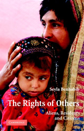 Rights of Others Aliens, Residents and Citizens  2004 edition cover