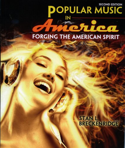 Popular Music in America Forging the American Spirit 2nd (Revised) edition cover