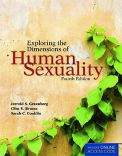 Exploring the Dimensions of Human Sexuality  4th 2011 (Revised) edition cover