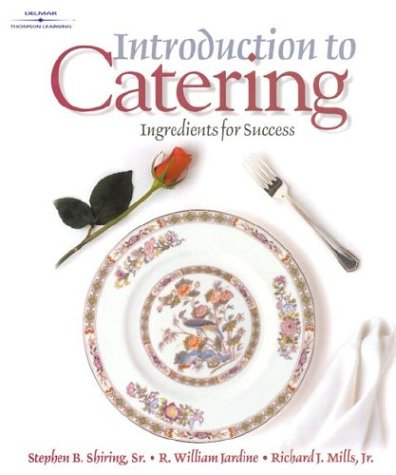 Introduction to Catering   2001 edition cover