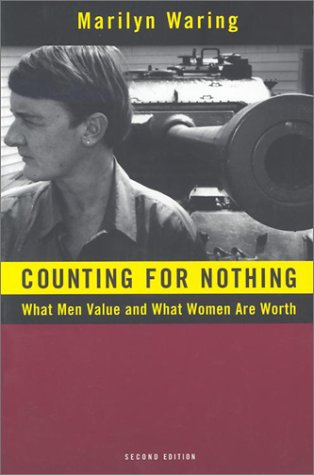 Counting for Nothing What Men Value and What Women Are Worth 2nd 1999 (Revised) edition cover