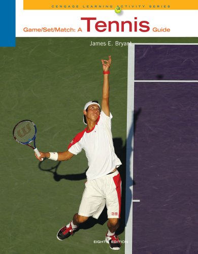 Game-Set-Match A Tennis Guide 8th 2012 edition cover