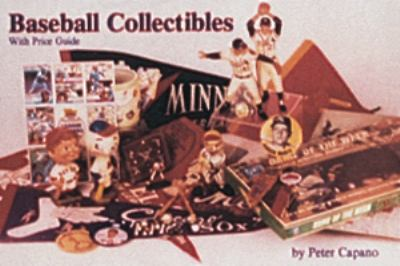 Baseball Collectibles   1989 9780887401602 Front Cover