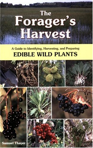 Forager's Harvest A Guide to Identifying, Harvesting, and Preparing Edible Wild Plants  2006 9780976626602 Front Cover