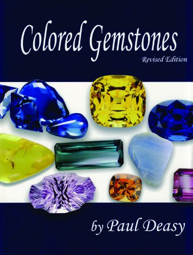 Colored Gemstones   2011 9780982115602 Front Cover