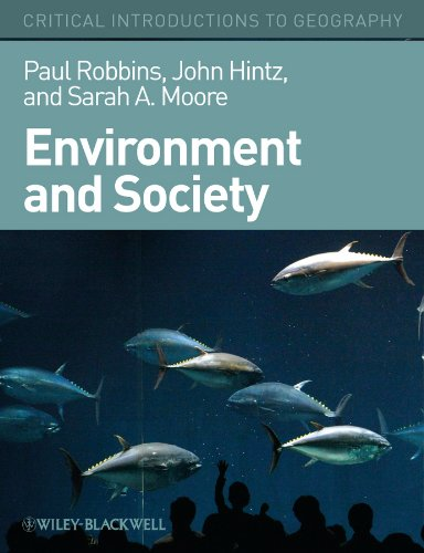 Environment and Society A Critical Introduction  2010 edition cover