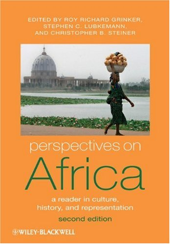 Perspectives on Africa A Reader in Culture, History and Representation 2nd 2010 edition cover