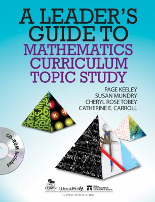 Leader's Guide to Mathematics Curriculum Topic Study   2012 edition cover