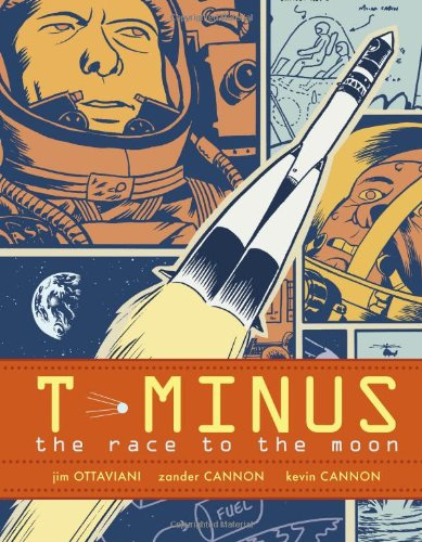 T-Minus The Race to the Moon N/A edition cover
