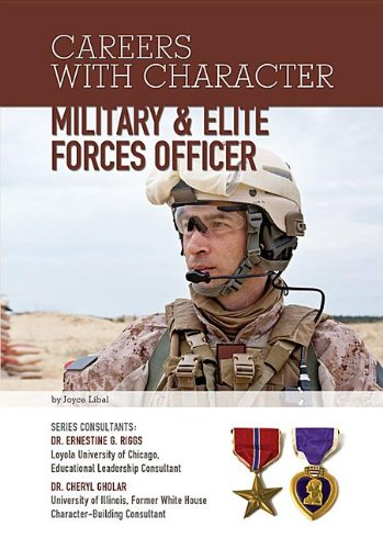 Military & Elite Forces Officer:   2013 edition cover