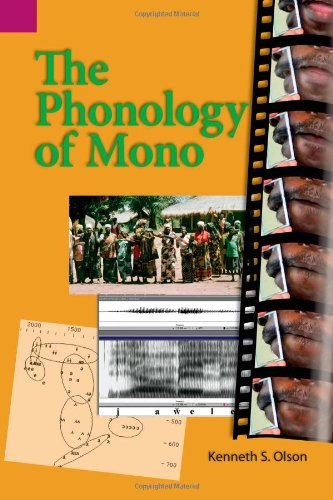 Phonology of Mono   2005 9781556711602 Front Cover