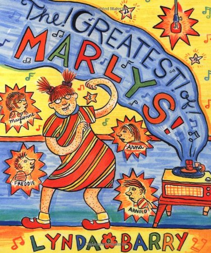 Greatest of Marlys   2000 edition cover