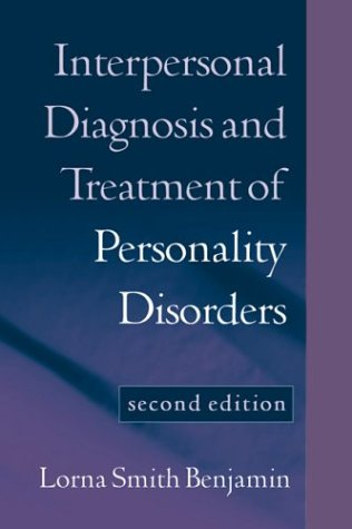 Interpersonal Diagnosis and Treatment of Personality Disorders  2nd 1996 edition cover
