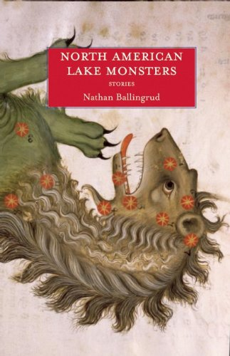 North American Lake Monsters Stories N/A edition cover