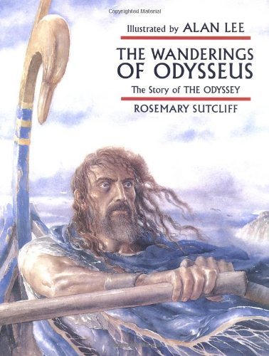 Wanderings of Odysseus The Story of the Odyssey N/A edition cover