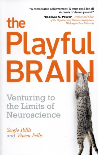 Playful Brain Venturing to the Limits of Neuroscience  2011 9781851687602 Front Cover