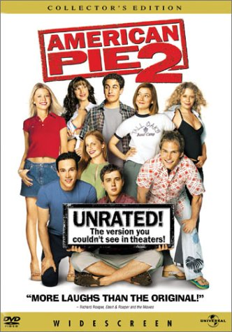 American Pie 2 (Unrated Widescreen Collector's Edition) System.Collections.Generic.List`1[System.String] artwork