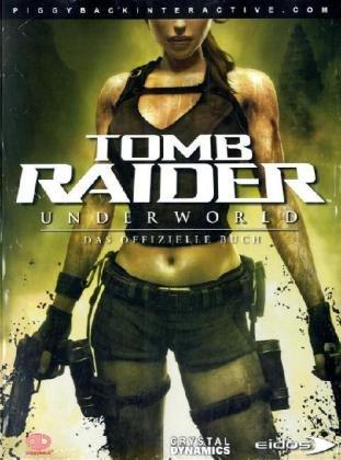 Tomb Raider: Underworld (Lösungsbuch) Plattformunabhängig artwork