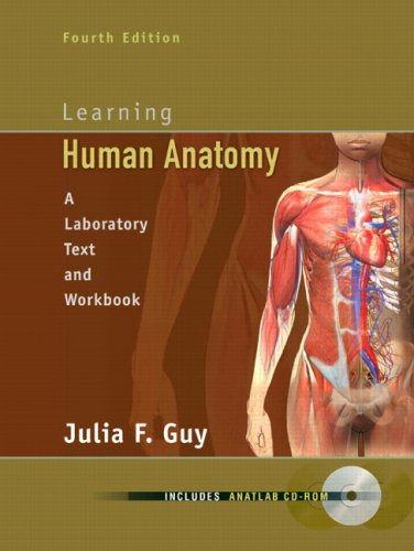 Learning Human Anatomy  4th 2009 edition cover