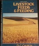 Livestock Feeds and Feeding  3rd 1991 edition cover