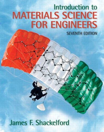 Introduction to Materials Science for Engineers  7th 2009 edition cover