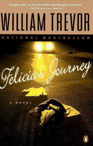Felicia's Journey  Reprint edition cover