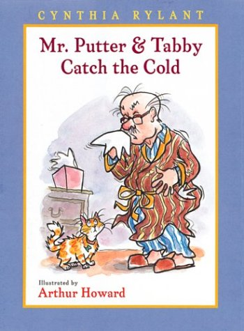 Mr. Putter and Tabby Catch the Cold   2002 edition cover