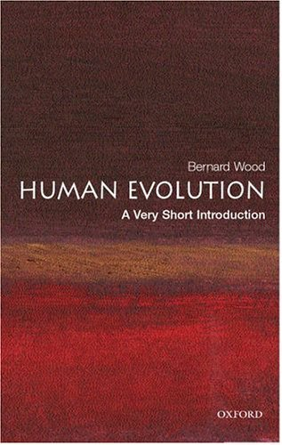 Human Evolution   2003 edition cover