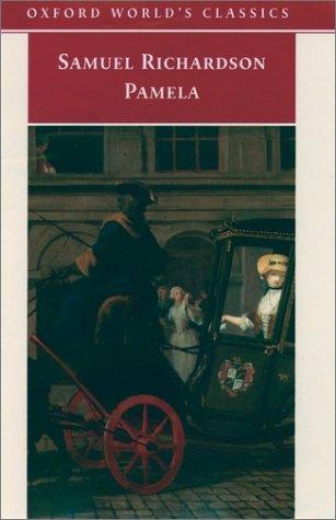 Pamela   2001 edition cover