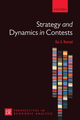 Strategy and Dynamics in Contests   2009 edition cover