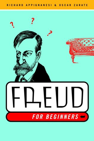 Freud for Beginners   1979 edition cover
