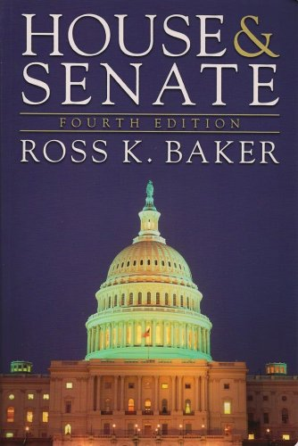 House and Senate  4th 2008 edition cover