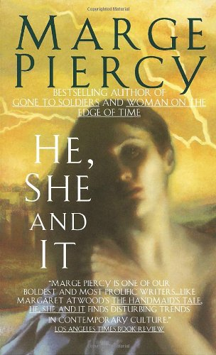 He, She and It   1993 edition cover