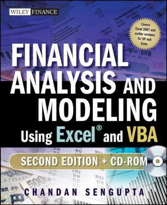 Financial Analysis and Modeling Using Excel and VBA  2nd 2010 edition cover