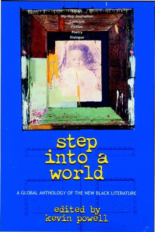 Step into a World A Global Anthology of the New Black Literature  2000 edition cover