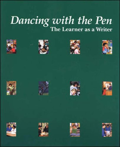 Dancing with the Pen The Learner As a Writer N/A 9780478055603 Front Cover