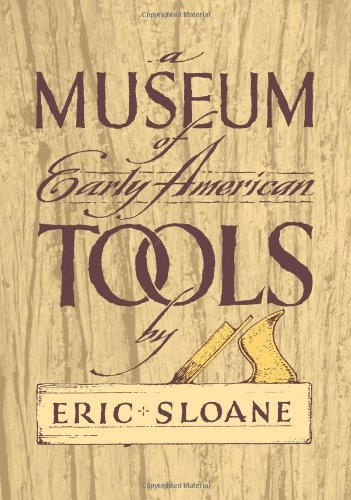 Museum of Early American Tools   2002 edition cover