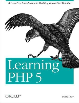 Learning PHP 5   2004 edition cover