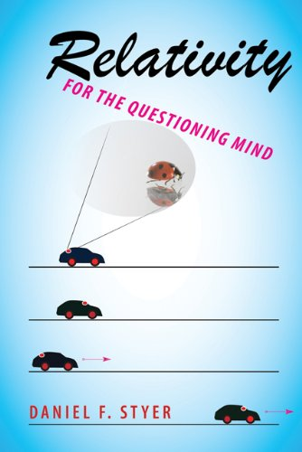 Relativity for the Questioning Mind   2011 edition cover