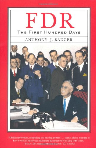 FDR The First Hundred Days  2009 edition cover