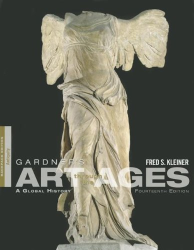 Gardner's Art Through the Ages  14th 2013 9780840030603 Front Cover