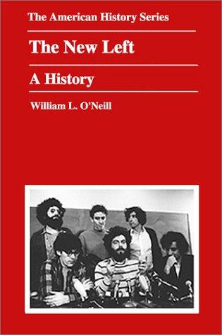 New Left A History  2001 edition cover