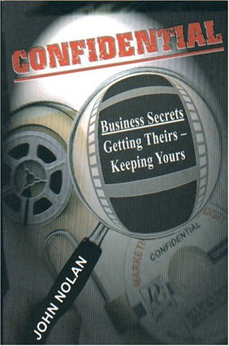 CONFIDENTIAL 2nd 1999 edition cover
