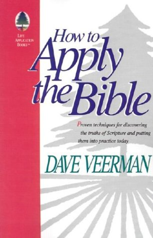 How to Apply the Bible   1993 edition cover