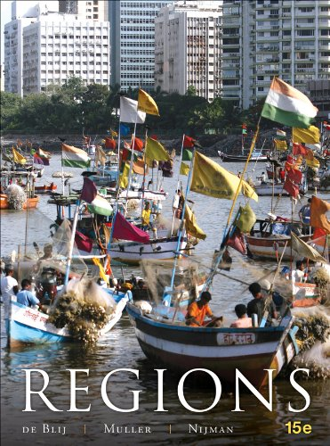Regions  15th 2012 edition cover