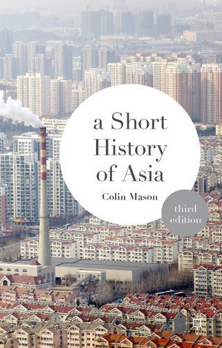 Short History of Asia  3rd 2014 (Revised) edition cover